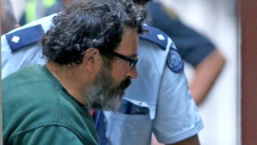 A psychiatrist said George Pedevski's  thoughts were so disorganised that he did not know right from wrong.