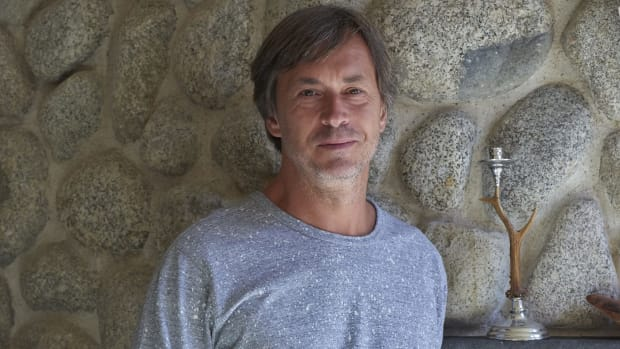 Why Marc Newson is taking on kitchen applicances
