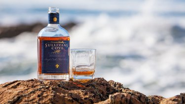 Tasmania's Sullivans Cove is named Craft Distiller of the Year.
