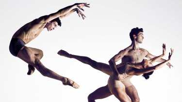 The Australian Ballet's <i>Faster</i> is inspired by the Olympic motto: Faster, higher, stronger.