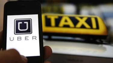 The number of Uber drivers being fined in Queensland has slowed down in the past six months