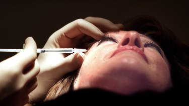 Botox and fillers are now considered a beauty essential by many women - and men.