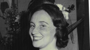 Patricia Coppleson in 1959.