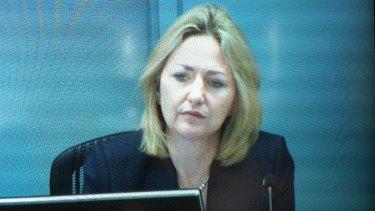 Legal bid lost: Crown prosecutor Margaret Cunneen.