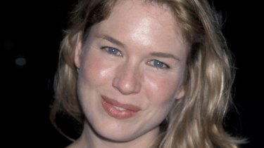 Renee Zellweger in 1998.