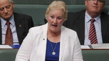 Liberal MP Ann Sudmalis.