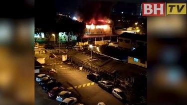 The fire at Darul Quran Ittifaqiyah has killed at least 25 people.