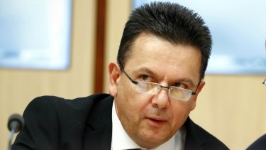 Senator Nick Xenophon has been asking questions of DFAT.
