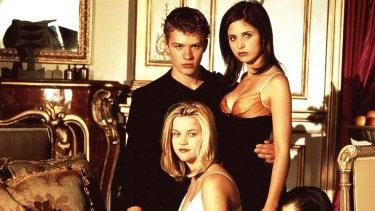 The cast of 1999's <i>Cruel Intentions</i>.