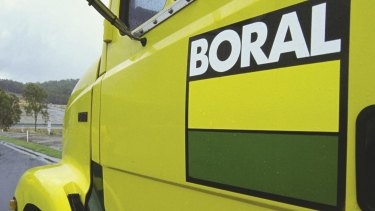 Boral's brokers are set for one final push for the company's $2.05 billion equity raising.
