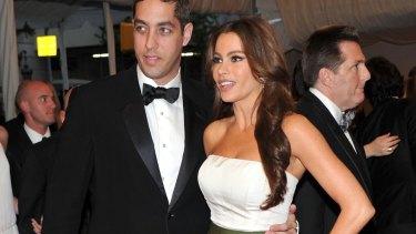 Legal battle: Nick Loeb and Sofia Vergara.