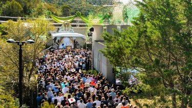 Nestled on the edge of Lane Cove National Park in Sydney's north is the Church of Scientology's largest centre outside of the US and its spiritual HQ for the Asia-Pacific region.