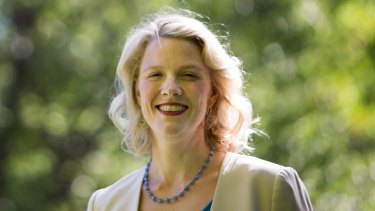 Labor backbencher Clare O'Neil is one of 12 MPs who don't live in the electorate they represent.