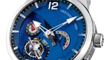 Got a black AMEX? You may enjoy the Greubel Forsey Tourbillon 24 Secondes watch.