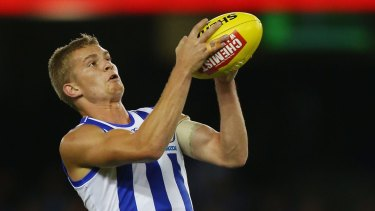Injury blow: Jed Anderson.