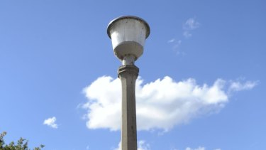 Old street lights will be replaced with LEDs.