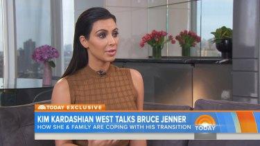 Kim Kardashian speaks out on Bruce Jenner's transformation