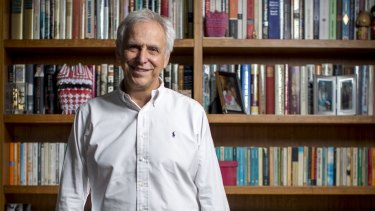 Mark Rubbo, owner of Readings books.