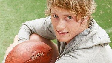 Alex Keath at age 17.