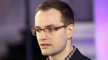 Robby Mook, campaign manager for 2016 2016 Democratic Presidential Nominee Hillary Clinton.
