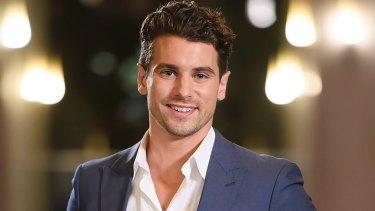 Matty Johnson is Australia's next Bachelor.