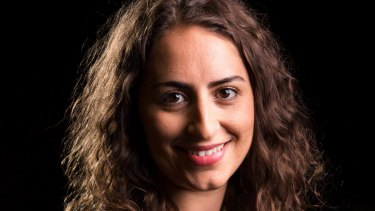 Dr Despina Ganella is studying ways to help the teenage brain forget.