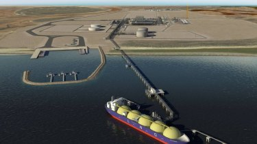 Chevron has confirmed fears of a cost blowout at the Wheatstone LNG project in Western Australia.