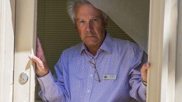Wonderful news: Jim Wain, the national president of the Vietnam Veterans Federation.