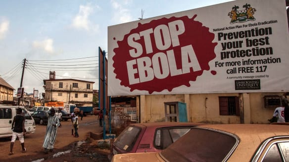 Fighting for health and against corruption: The optimist of Sierra Leone