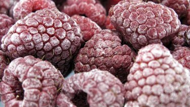 At least 18 people have been infected with hepatitis A following an outbreak caused by contaminated imported frozen berries.