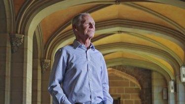 Professor George Jelinek at the University of Melbourne, November 2016.