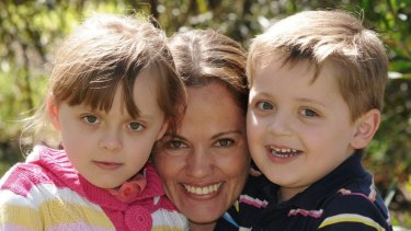 Maria Claudia Lutz, of Davidson, was devoted to her children, Elisa and Martin.