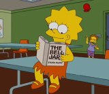 It was Lisa Simpson who originally learnt the lesson 'you don't win friends with salad.'