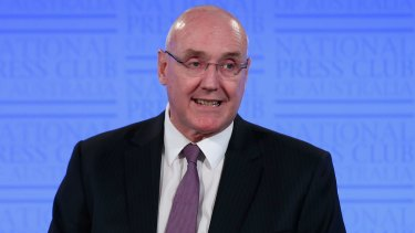 Policy paralysis taking its toll: Universities Australia chair Barney Glover.