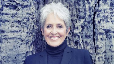 Joan Baez is performing at the Sydney Opera House.
