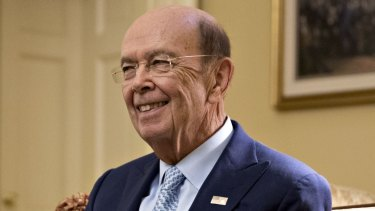 Billionaire investor Wilbur Ross is the commerce secretary nominee for President-elect Donald Trump.