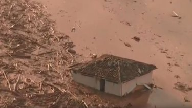 The city council told Globo News it was evacuating about 600 people to higher ground from the village of Banto.