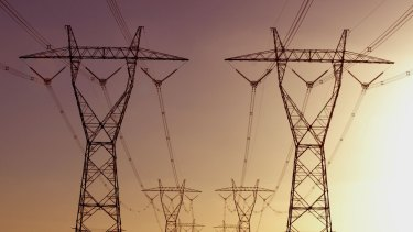 Electricity grid upgrades are being planned.