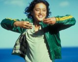 Pia, from the New Zealand movie Whale Rider.