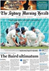 The Sydney Morning Herald, November 26, 2014.