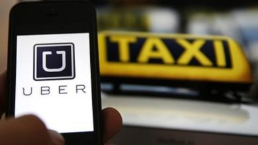 Uber has a stranglehold on Sydney's ride-sharing market.