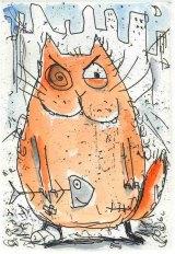 Old Tom Entranced. Illustration: Leigh Hobbs