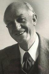 Bob Vines, CSIRO scientist.