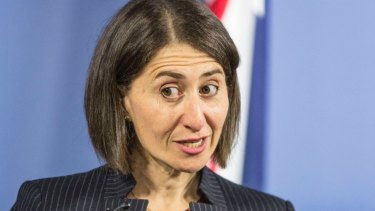 NSW Premier Gladys Berejiklian is calling for more autonomy for high-performing states.