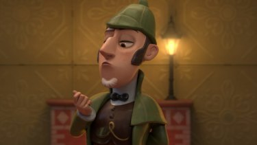 Short story: Did the world really need a gnome version of Sherlock Holmes?