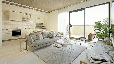 The bespoke aspect of the apartments can be taken one step further.