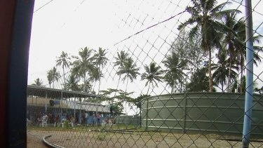 The damp, hot conditions on Manus Island, in Papua New Guinea, have led to serious skin conditions and increased risk of vector-borne diseases.