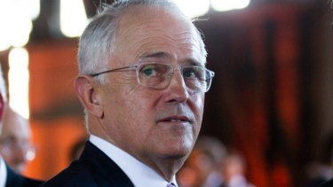"""""""It undermines owner operators, it undermines small-business, it undermines family businesses,"""": Prime Minister Malcolm Turnbull."""