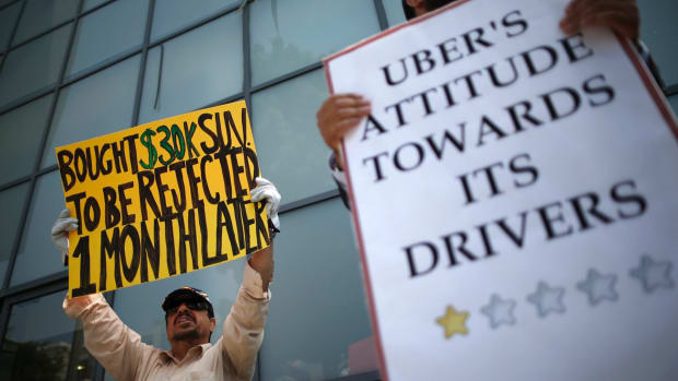 Uber, Airtasker: new world of work is not without problems