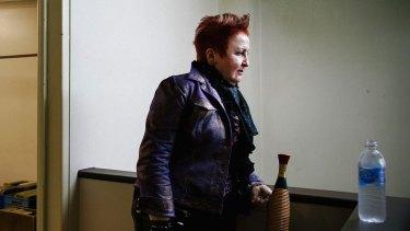 Brisbane musician Carol Lloyd is featured in North of the Border.